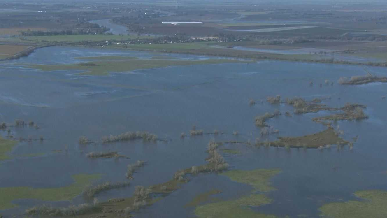 Sacramento County water, drought over