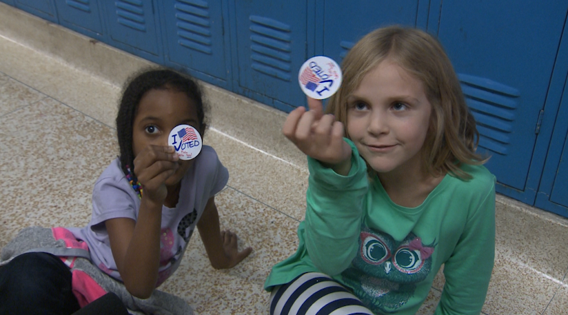Negativity made this elementary school do what America cannot: cancel the election