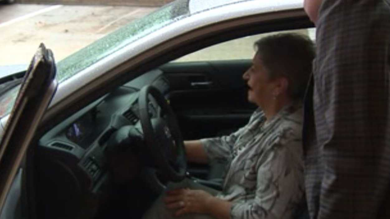 Longtime Carey Hilliard S Employee Receives New Car