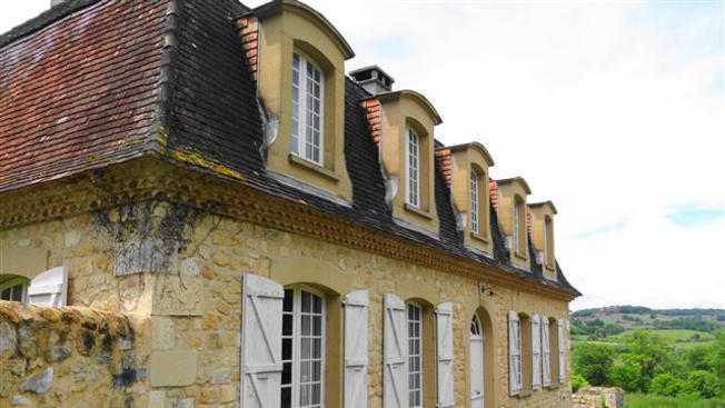 This castle on 200 acres in France has equivalent rent to a San Francisco studio apartment.