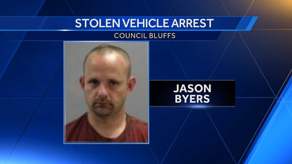Byers Used Cars >> Man accused of driving stolen vehicle, crashes early Thursday morning
