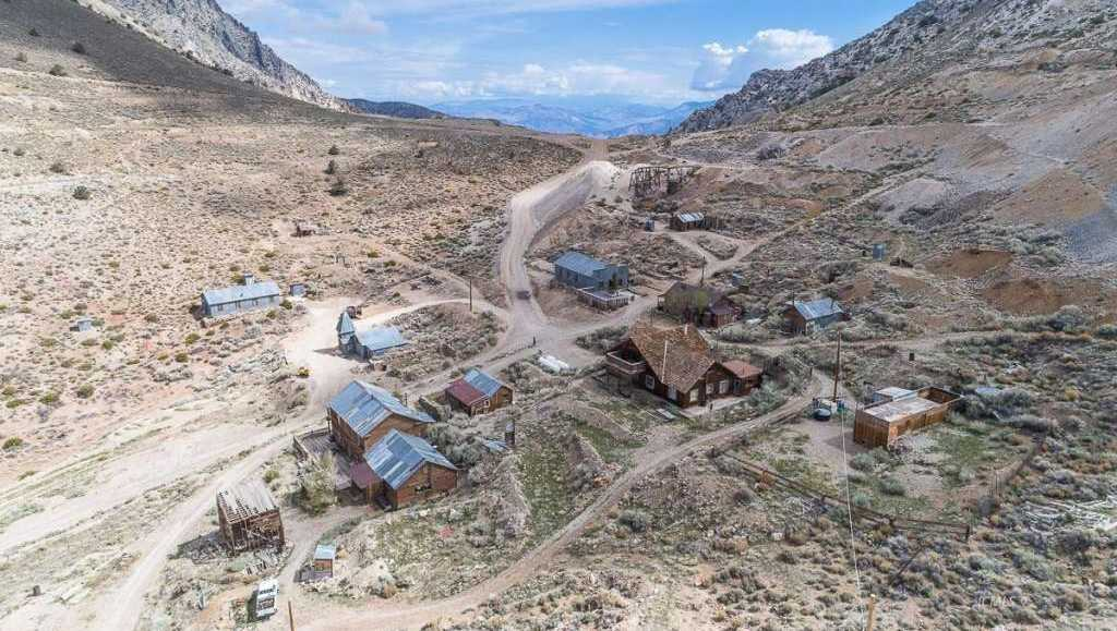 Historic California ghost town sells for $1.4M on Friday the 13th