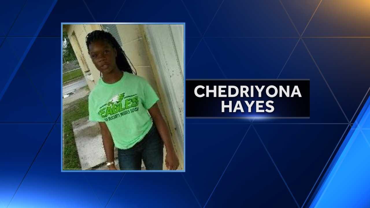 Chedriyona Hayes