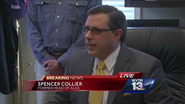 Former ALEA secretary Spencer Collier cleared, investigation closed