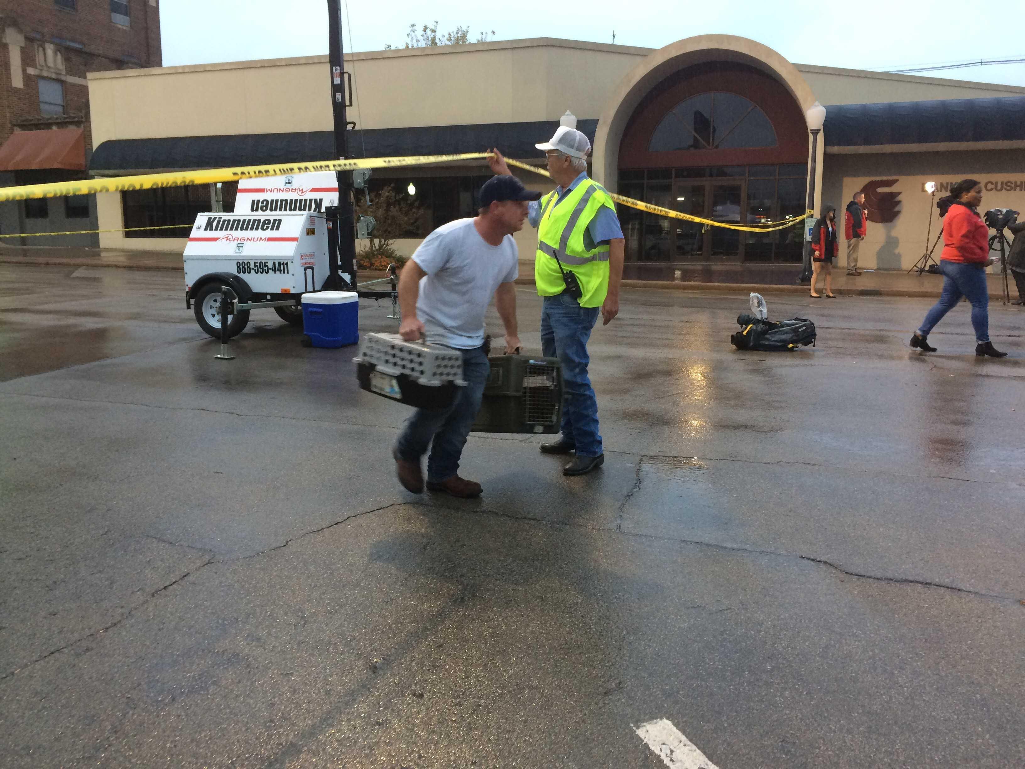 Regulators: Close more disposal wells after Oklahoma quake