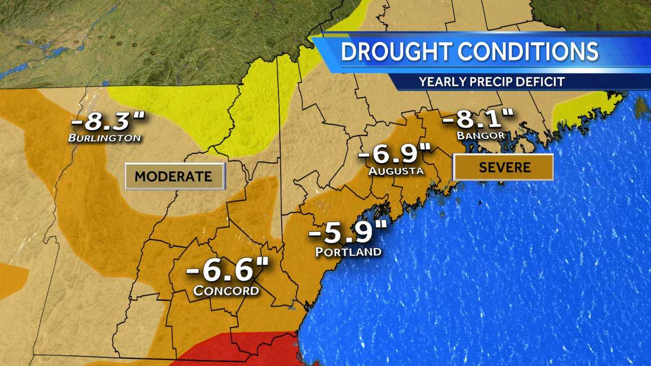 Extreme drought worsening quickly in Alabama
