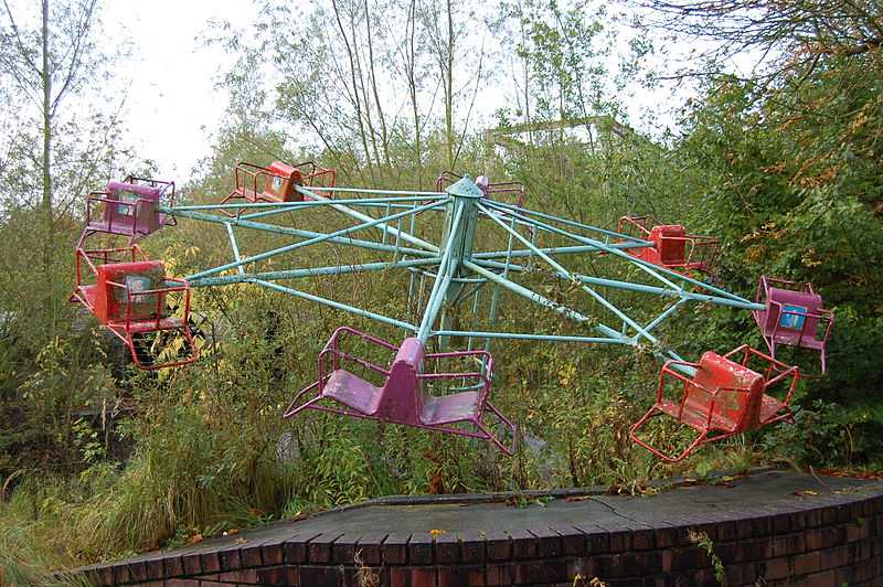 Spooky Abandoned Amusement Parks Around The World