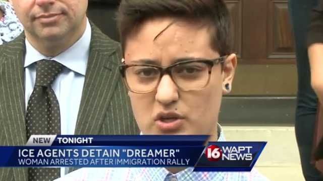 Arrested 'dreamer' Daniela Vargas to be released, lawyers say