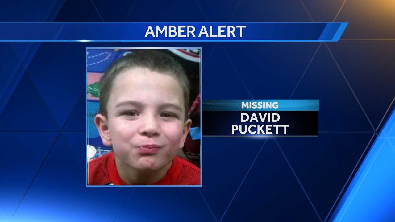 Finding David: Search for missing 6-year-old boy continues Monday