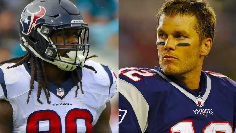 Will over cash when Patriots host Texans in NFL Divisional Round? 1/14/17