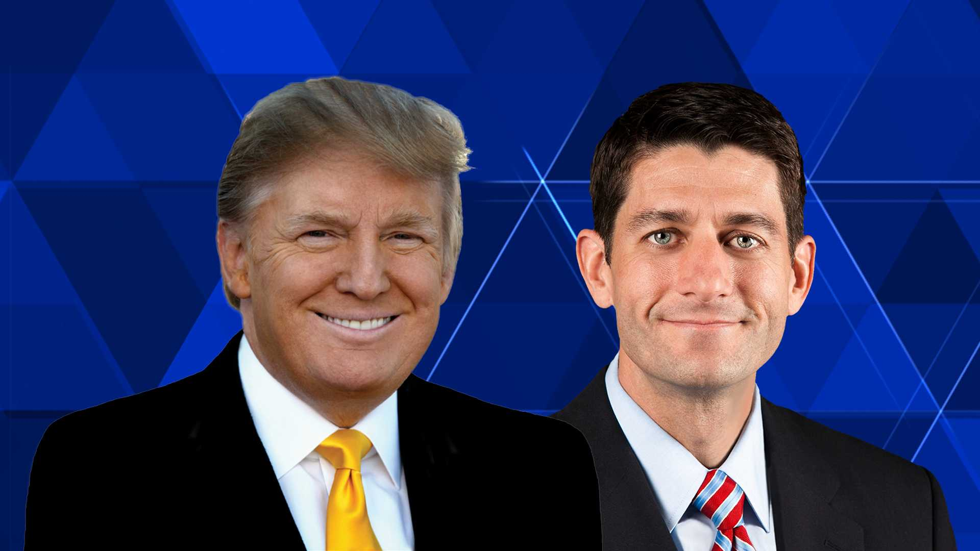 donald trump paul ryan
