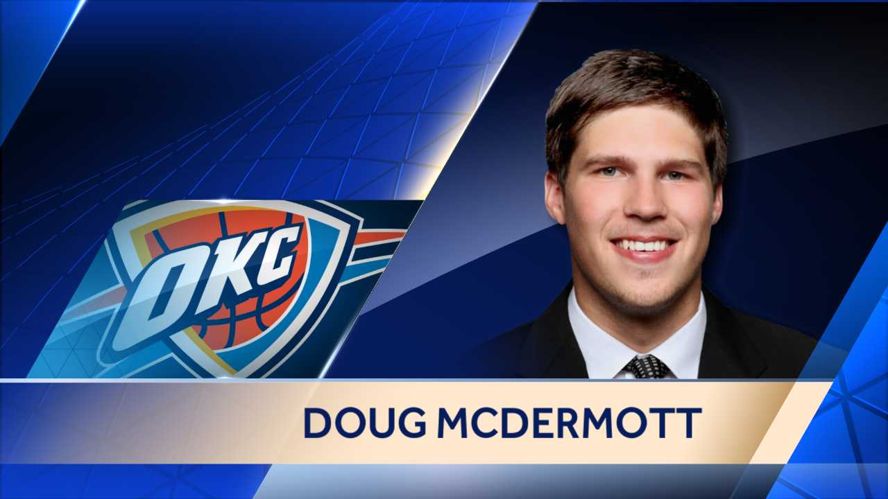Chicago Bulls trade former Bluejay Doug McDermott to Oklahoma City