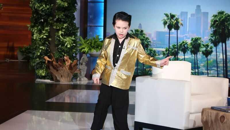 Kid Elvis Tribute Artist