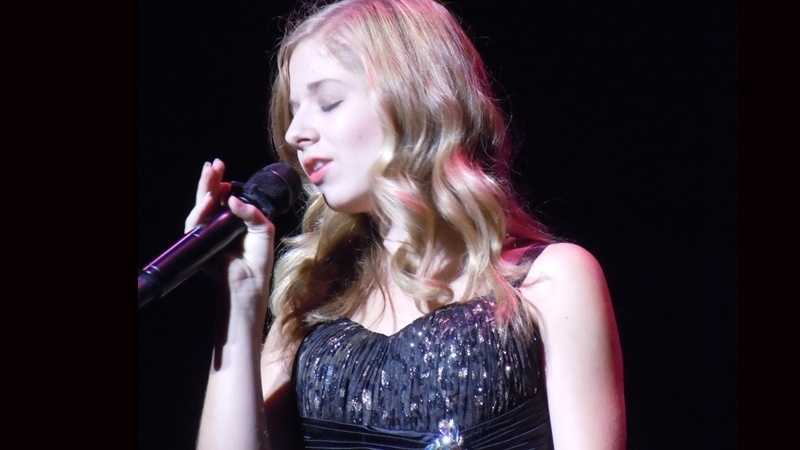 Evancho to sing national anthem at inauguration