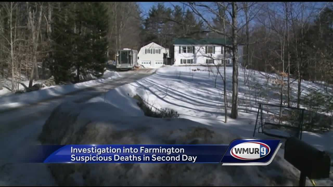 34-Year-Old Man Charged in Farmington, NH Double Homicide