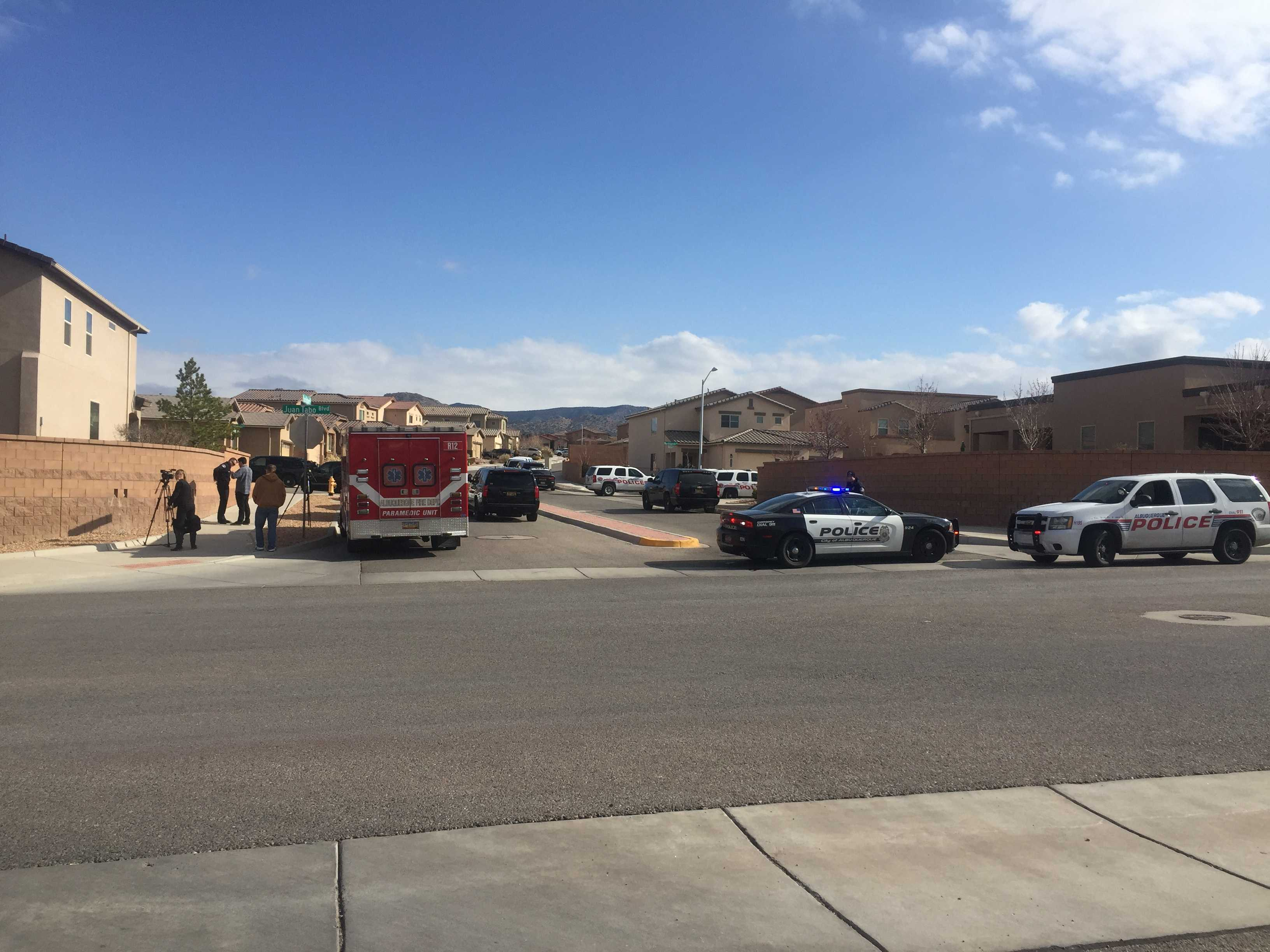 APD activates SWAT situation near Foothills