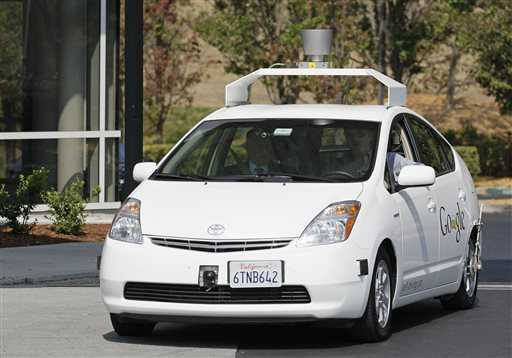 California Set To Allow Humanless Self-Driving-Car Tests