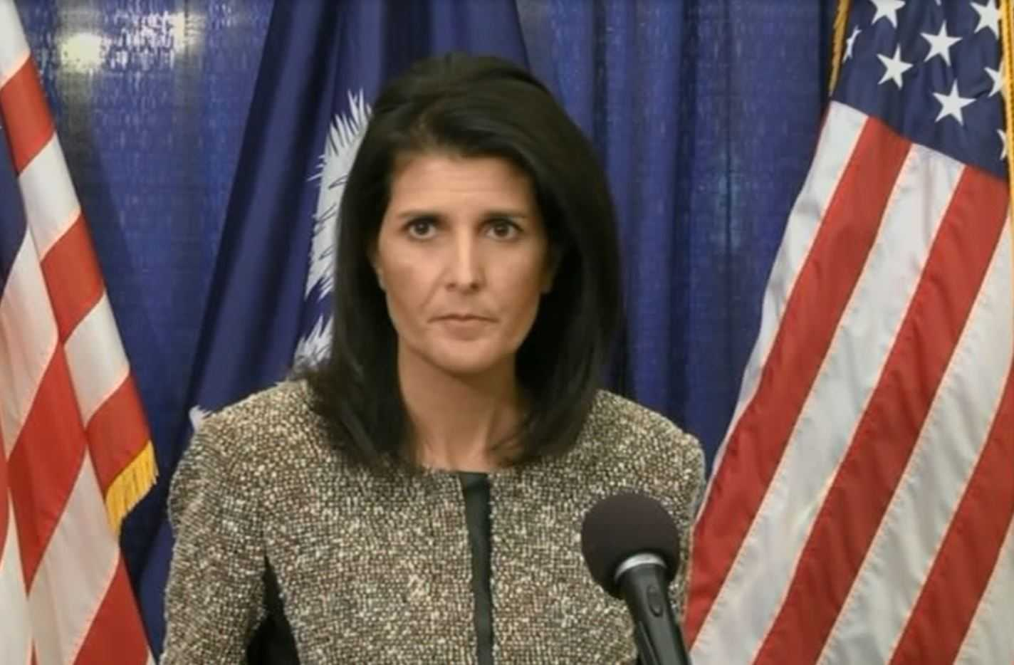 Gov. Nikki Haley tapped to be ambassador to UN