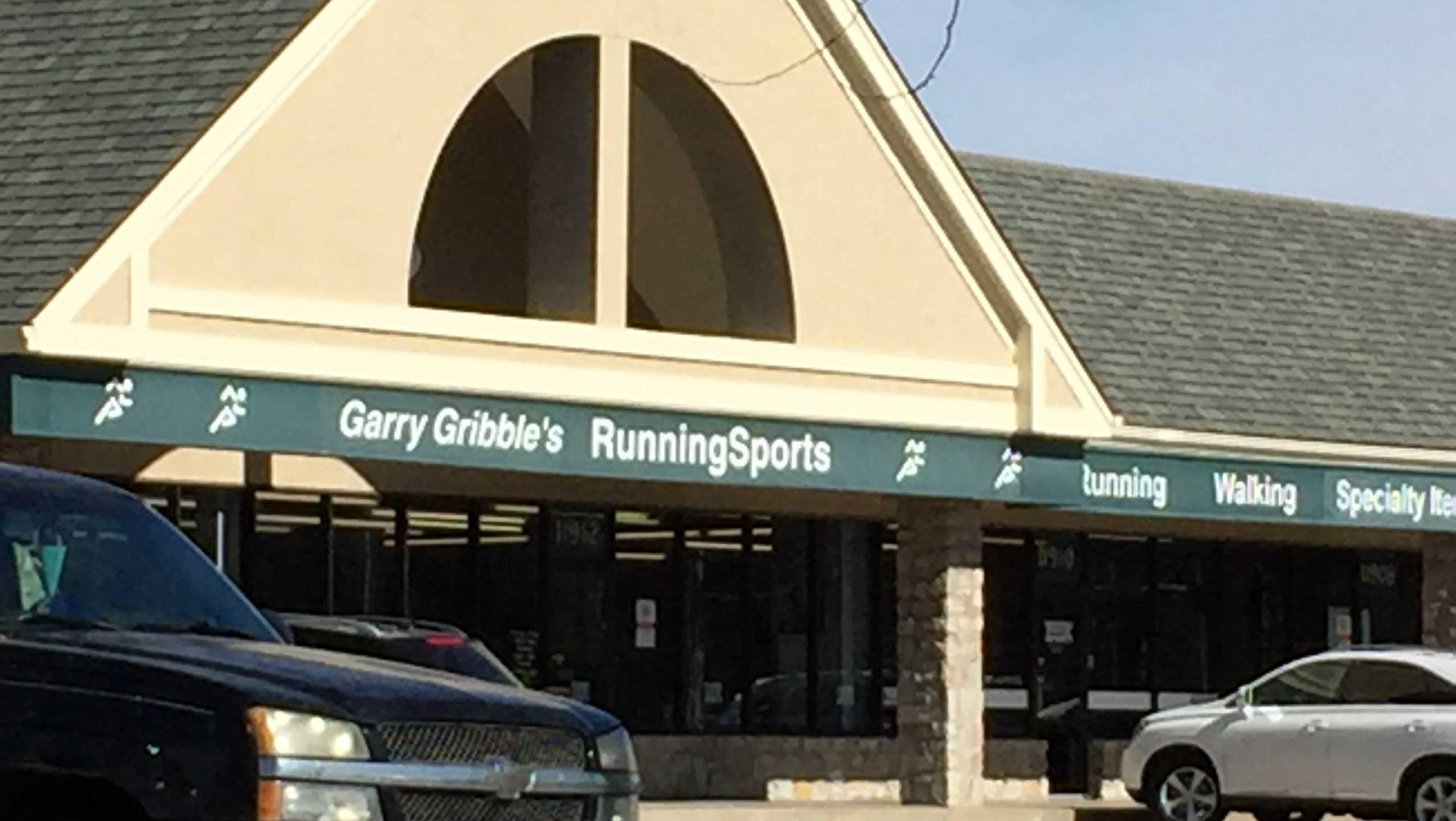 Garry Gribble's Running Sports