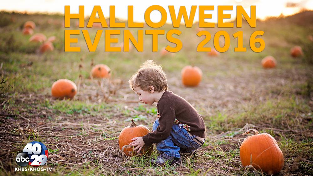 Halloween Events 2016