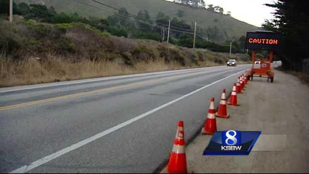 Highway 1 reopens
