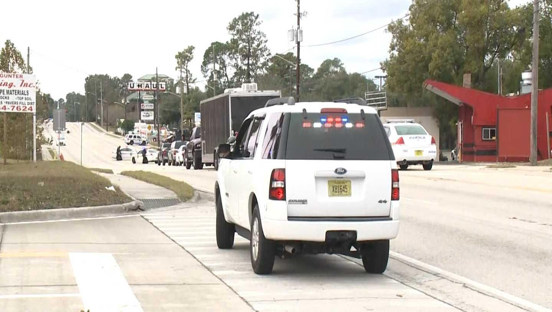Jacksonville hostage situation