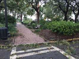 Wright Square, Savannah