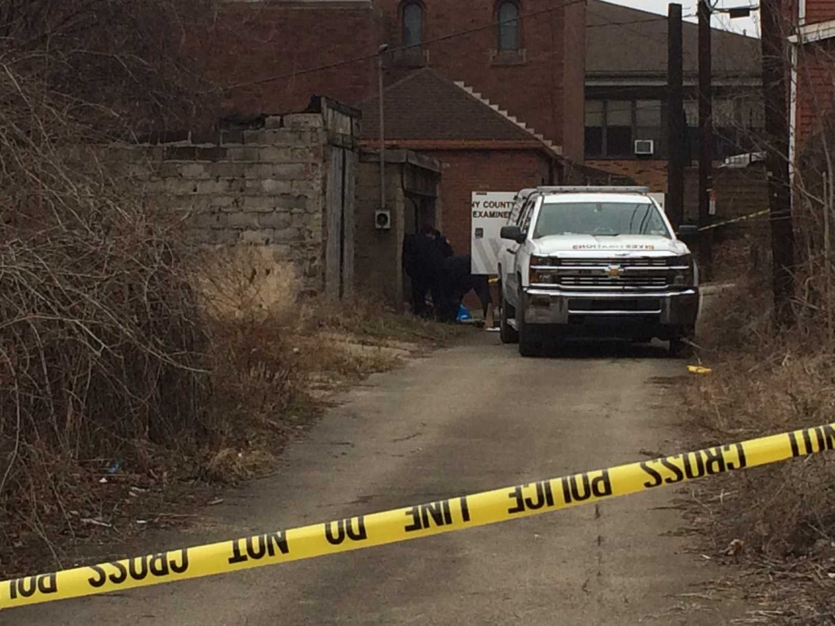 Woman's body found in abandoned Braddock garage