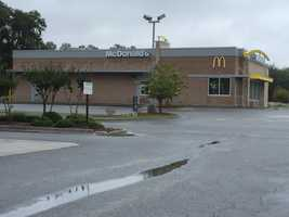 McDonald's closed