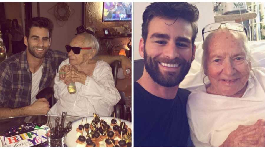 Chris Salvatore's Neighbor Norma Has Died: 'Love Has No Boundaries'