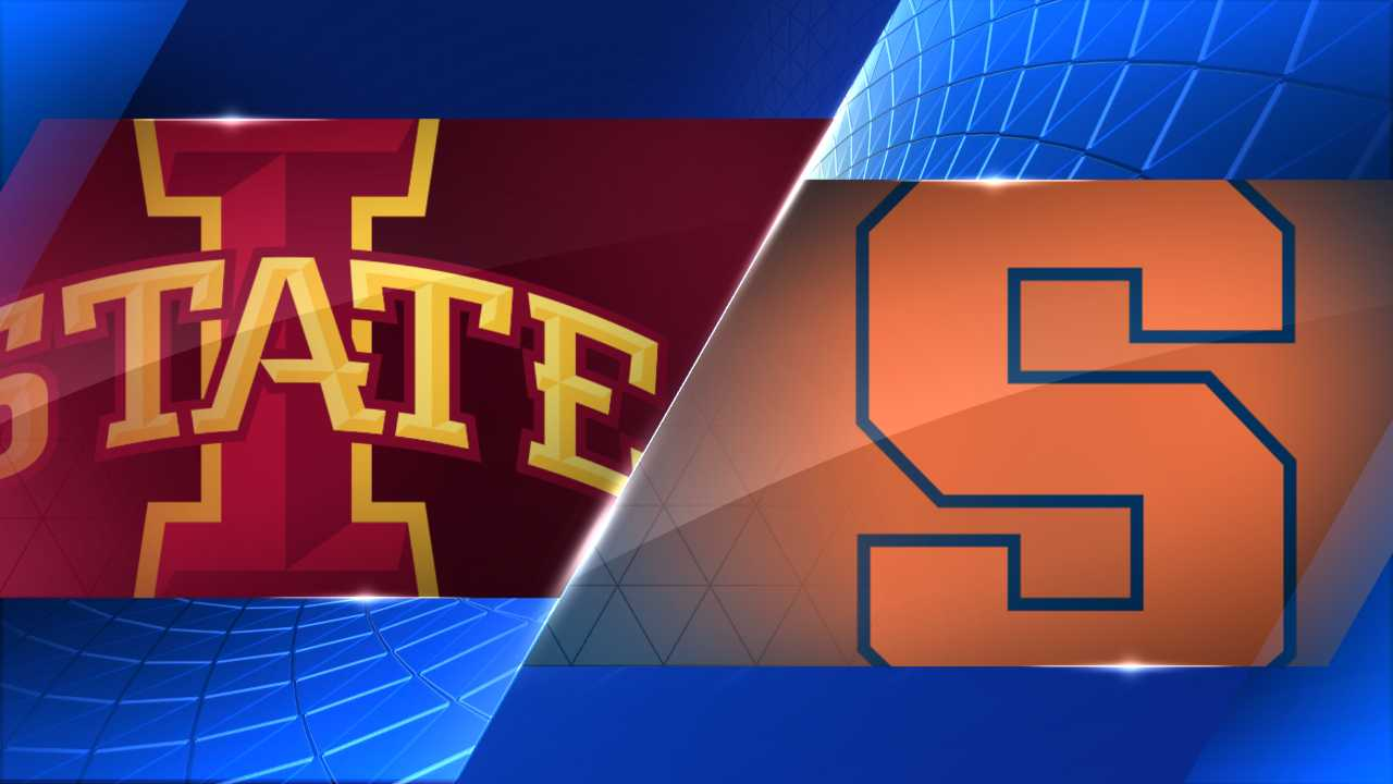 Syracuse Blows Out Iowa State