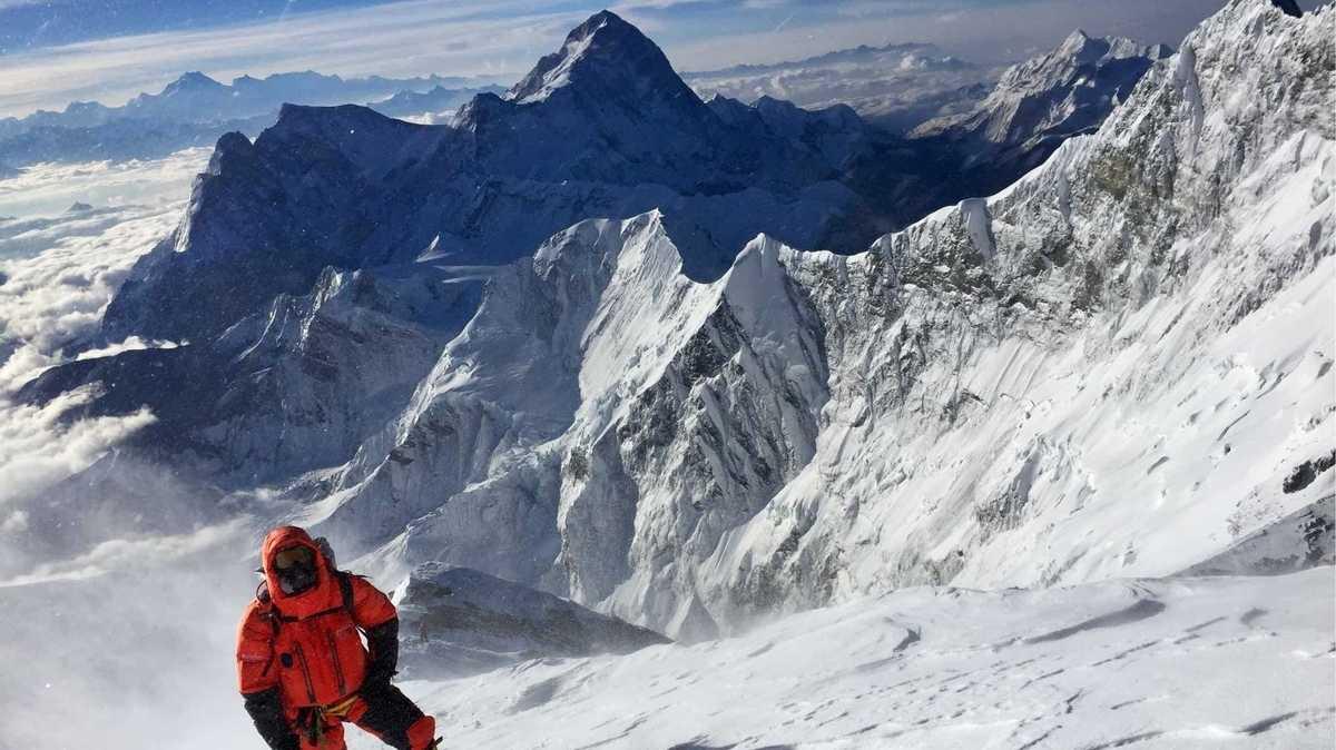 Monterey County Resident John Stenderup Reaches K2 Summit