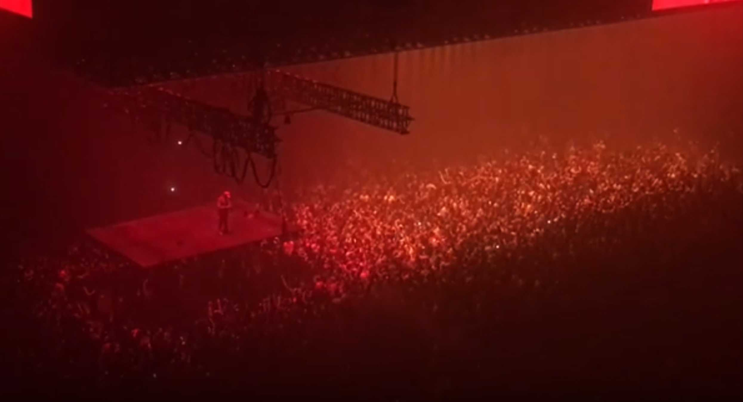 'I Would Have Voted for Trump,' Kanye West Tells San Jose Concertgoers