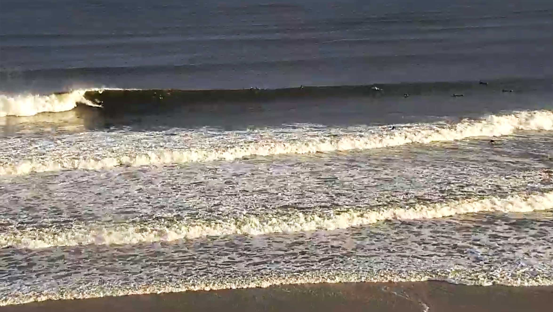 Lido Beach on Long Island / Sept. 5