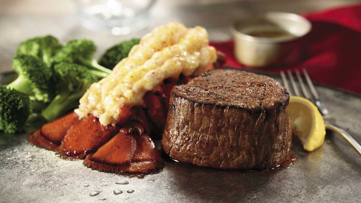 LongHorn Steakhouse recipe: Flo's Filet and Lobster Tail