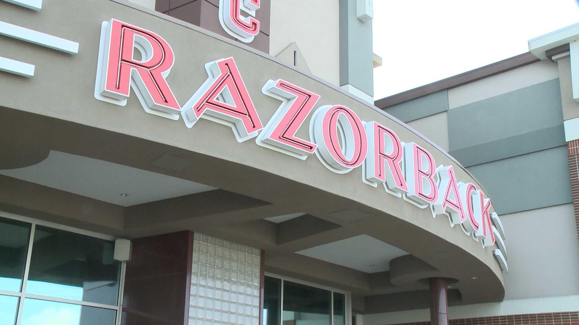 Malco Razorback theater theatre Fayetteville