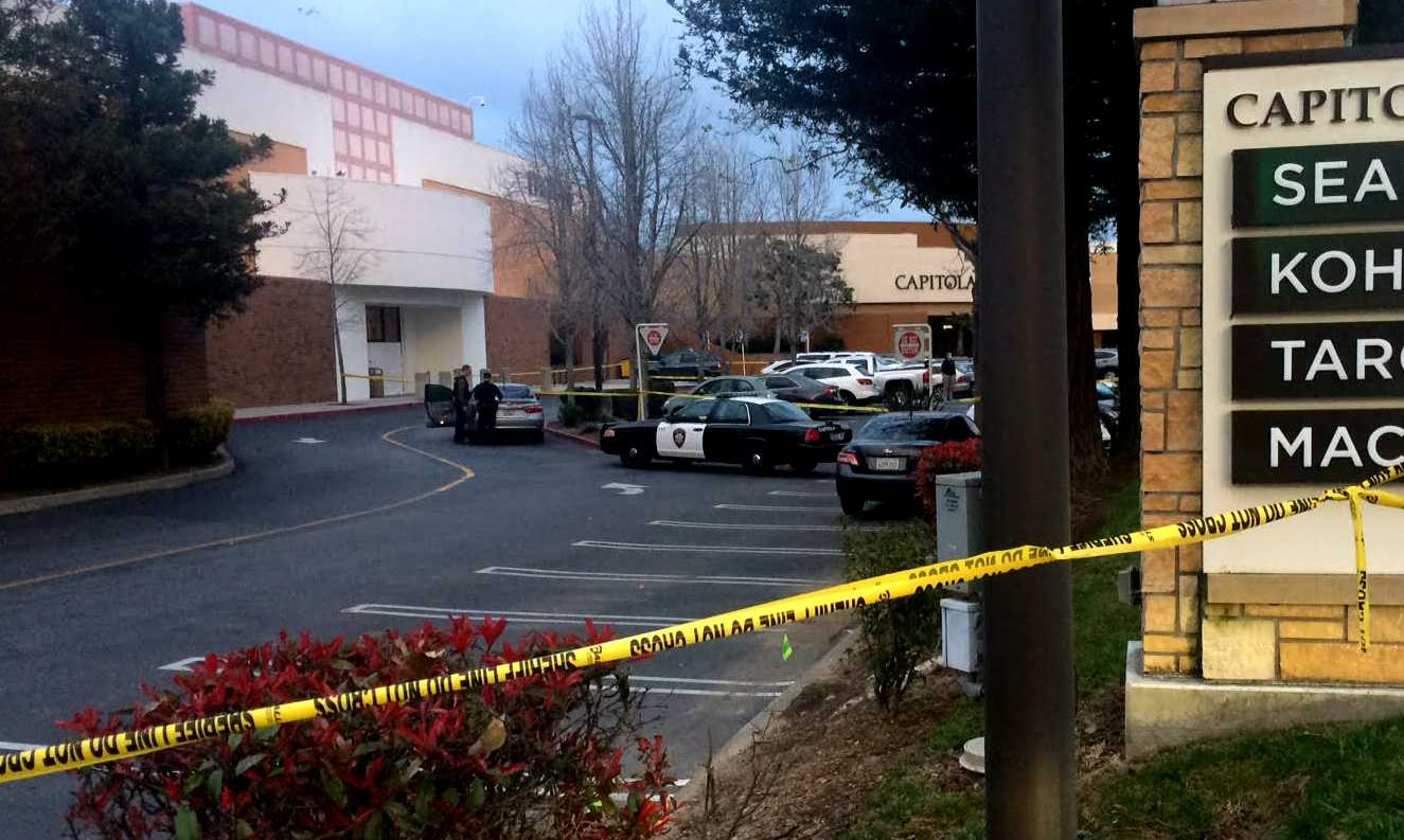 Father kills 8-year-old daughter then himself at mall, police say