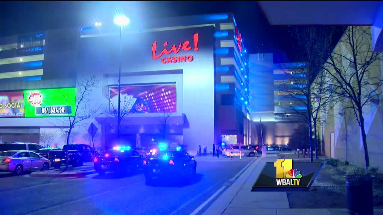 Man Arrested Inside Maryland Live Casino Following Police Chase