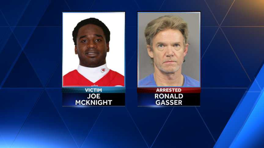 Suspect in Joe McKnight's shooting death indicted on second-degree murder charges