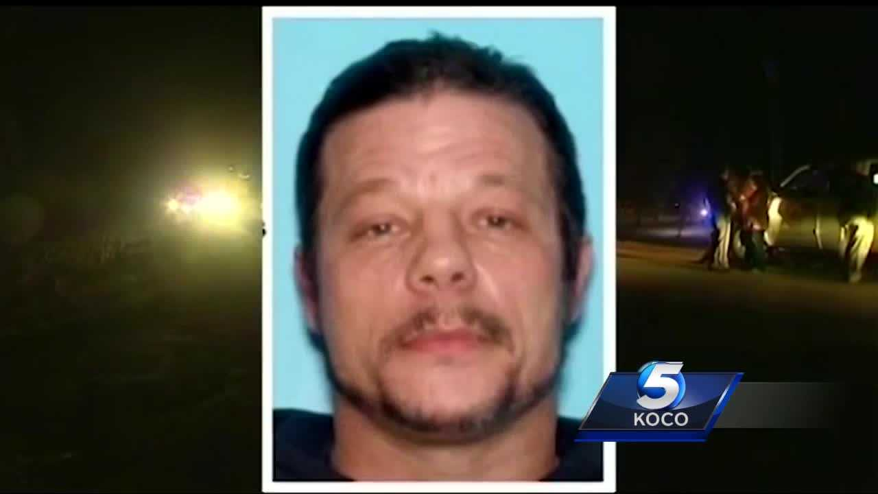 Video shows shootout that led to death of Oklahoma fugitive