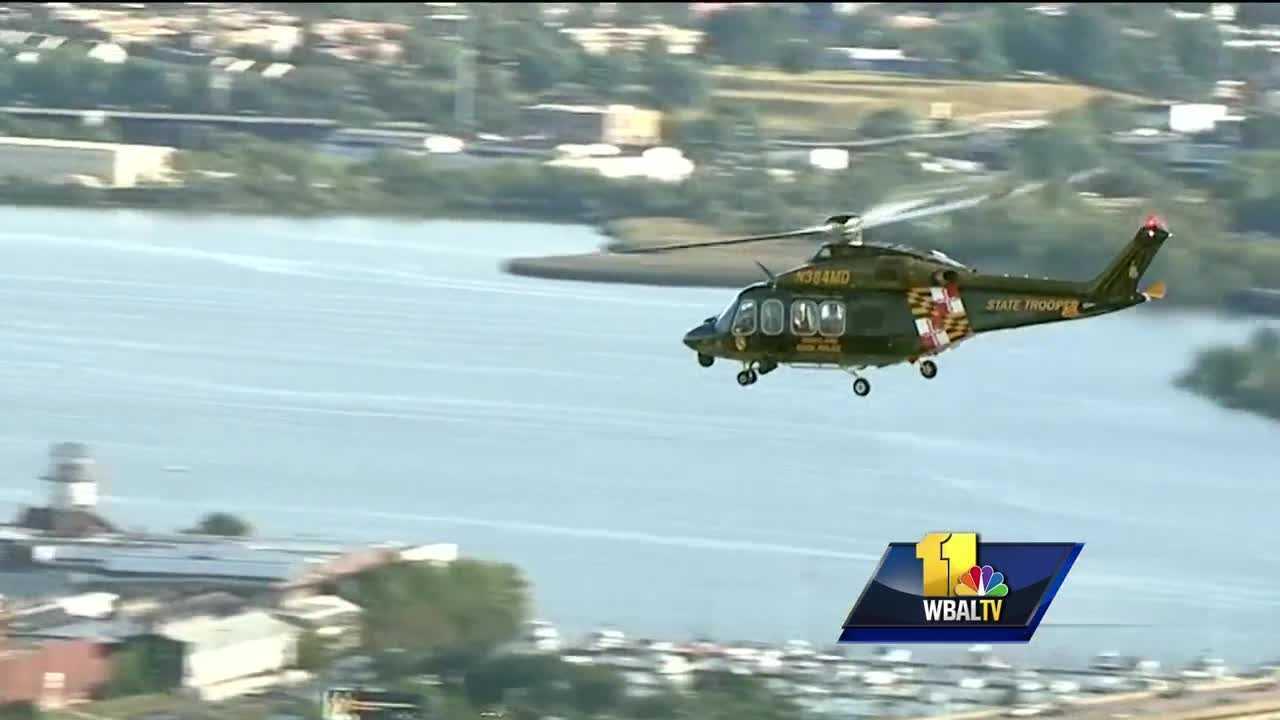 MSP medevac helicopters