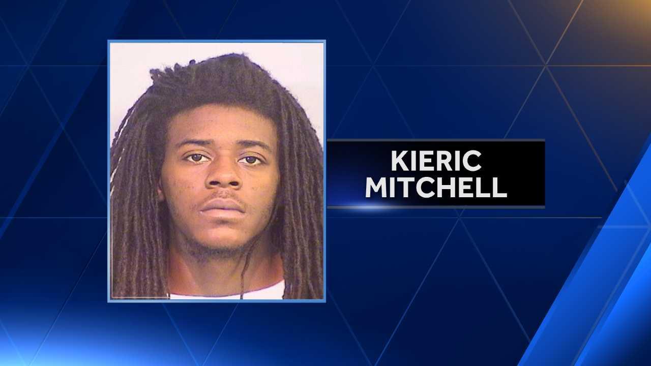 Kieric Mitchell