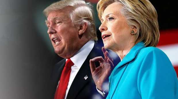 Trump and Clinton (NBC News)