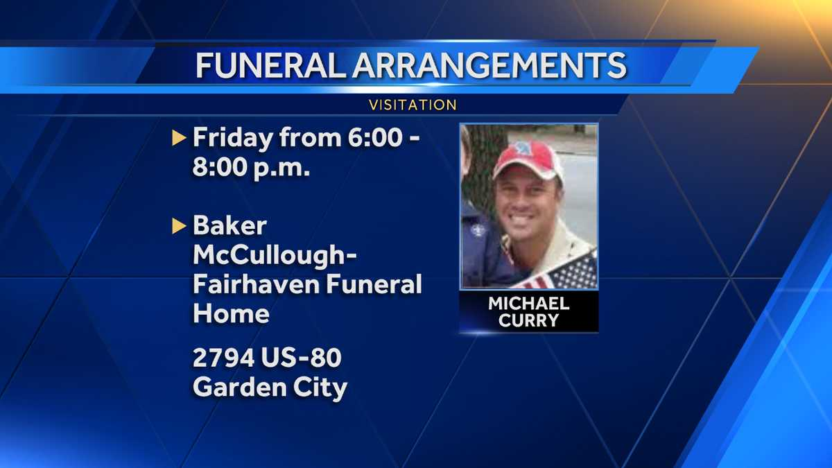 funeral arrangements made for firefighter who died rescuing people
