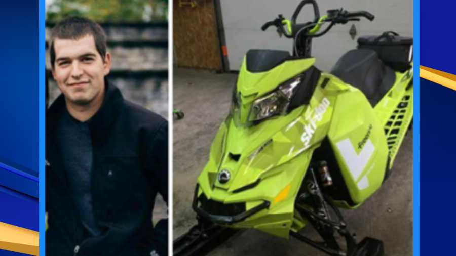 Hcs snowmobile forums pittsburg nh snowmobiler missing for Nh fish game