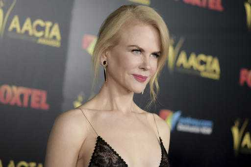 Kidman: Comments about Trump support weren't endorsement