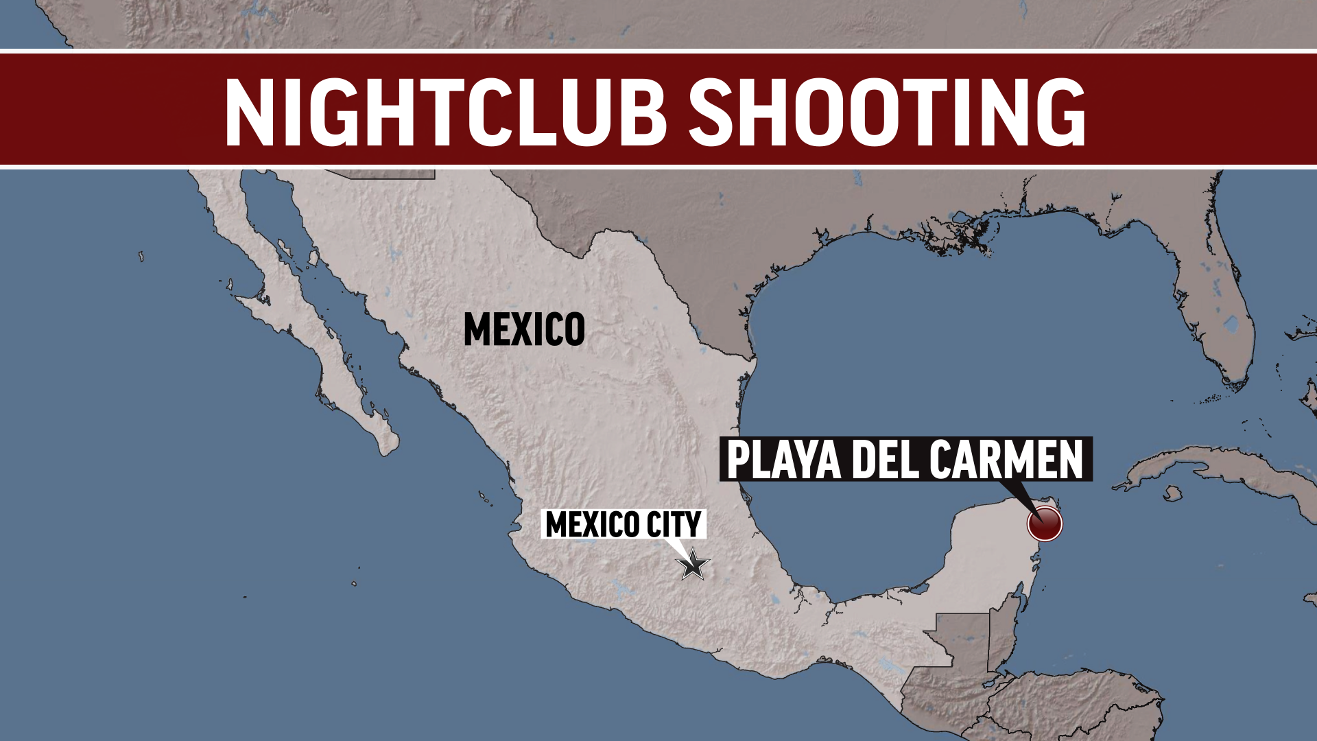 5 killed, 9 injured in shooting at Playa Del Carmen club during BPM festival