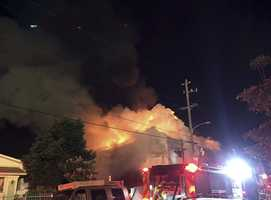 At least 9 people are dead after fire broke out inside a warehouse hosting an electronic music concert.