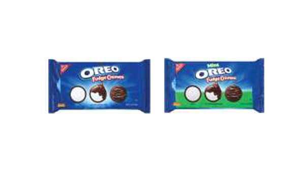 Oreo Fudge Cremes