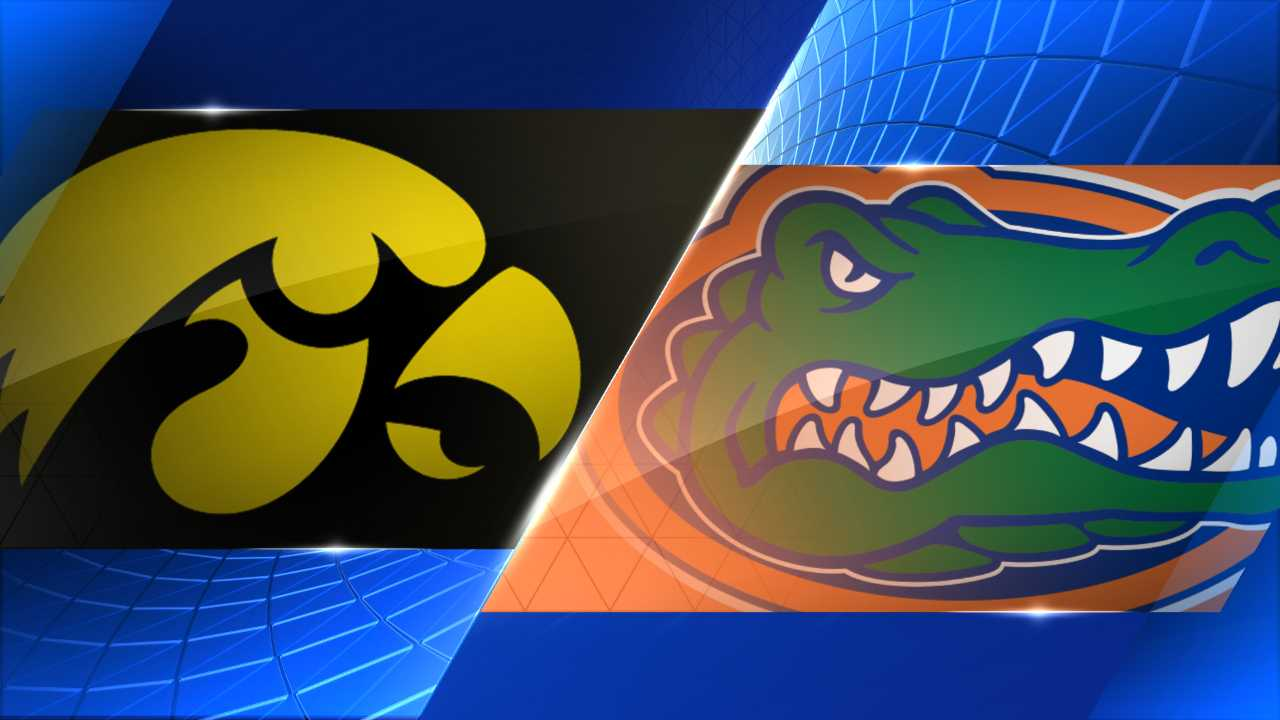 Florida-Iowa on tap for Tampa's Outback Bowl